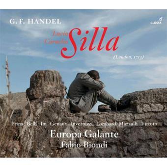 Handel: Lucio Cornelio Silla, HWV10 - 2CD