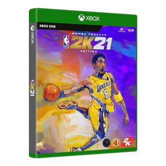 NBA 2K21 - Mamba Forever Edition Xbox One