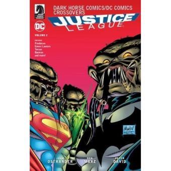 Dark Horse Comics/DC Comics: Justice League - Book 2