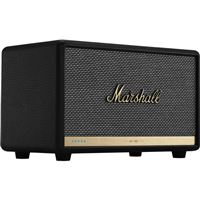 Coluna Bluetooth Marshall Actone II Voice com Google Assistant - Preto