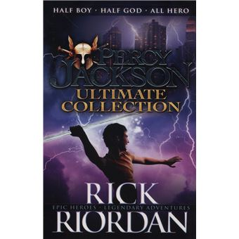 Percy Jackson - Ultimate Collection