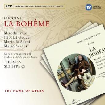 Puccini   La Bohème (2CD)