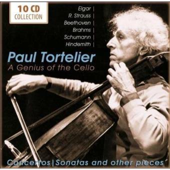 A Genius of the Cello (10CD)