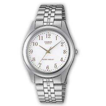 cdcb5c376e9 Casio Relógio Collection MTP-1129A-7BEF (Prateado) - Relógio ...