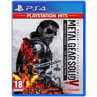 Metal Gear Solid V: The Definitive Experience - Playstation Hits - PS4