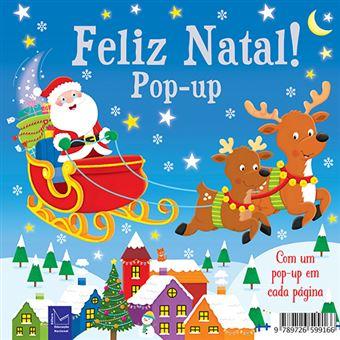 Feliz Natal! Pop-Up