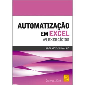 Automatização em Excel