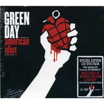 American Idiot - CD + DVD