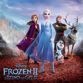 BSO Frozen 2: O Reino do Gelo - Versão Portuguêsa - CD
