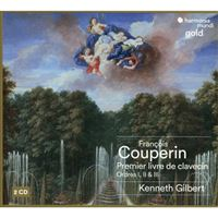 Couperin: Music for Harpsichord - 2CD
