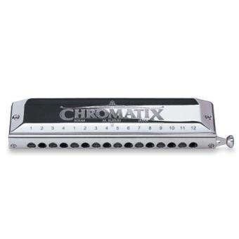 Harmónica Suzuki Chromatix Series SCX-56 C