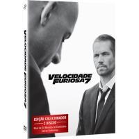 Velocidade Furiosa 7 - Edição Colecionador 2 Discos