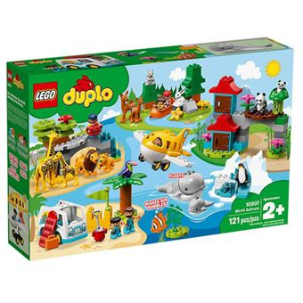 LEGO DUPLO Town 10907 Animais do Mundo