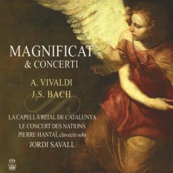 Magnificat | Bach & Vivaldi (SACD+DVD)