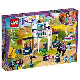 LEGO Friends 41367 O Salto a Cavalo da Stephanie