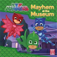 Pj masks: mayhem at the museum
