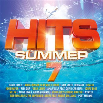 Hits Summer 7 - CD