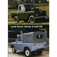 Land rover series ii and iia specif