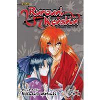 Rurouni Kenshin: 3-in-1 Edition - Book 6: Books 16, 17 and 18