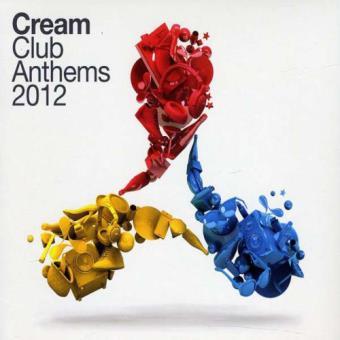 Cream Club Anthems 2012 (3CD)