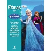 Férias com Frozen: 3/4 Anos