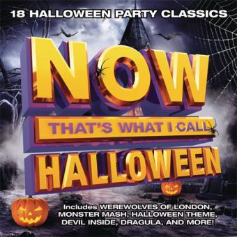 Now That's What I Call Halloween - CD