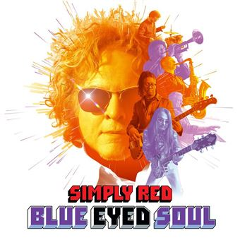 Blue Eyed Soul - CD