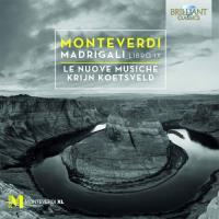 Monteverdi: Madrigali Libro IX - CD