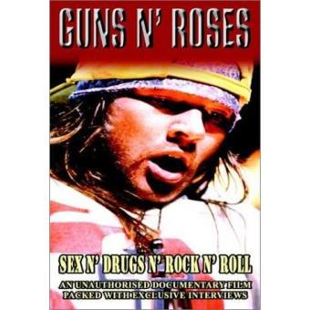 Sex N'drugs N'rock N'roll (dvd)(imp