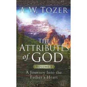 ATTRIBUTES OF GOD TOZER PDF DOWNLOAD