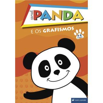 Panda e os Grafismos - 4-6 Anos
