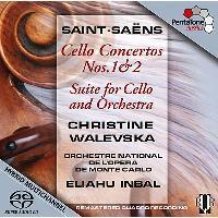 Cello Concertos No.1 & 2