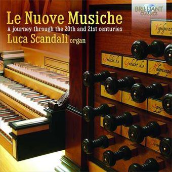 Le Nuove Musiche - CD