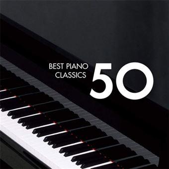 50 Best Piano Classics - 3CD