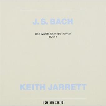 Bach | Cravo Bem-Temperado Vol.1 (2CD)