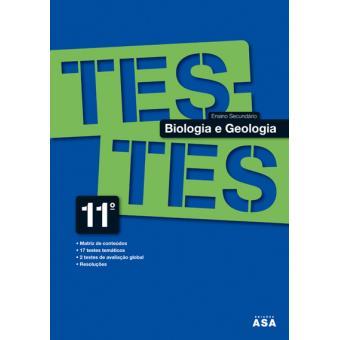 Testes de Biologia e Geologia - 11º Ano