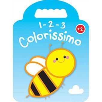 1-2-3 Colorissimo - Abelha + 2 Anos