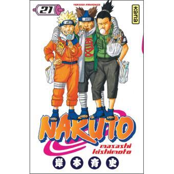 Naruto - Livre 21