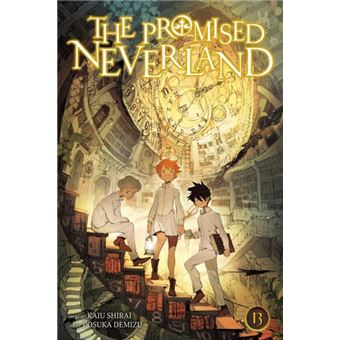 The Promised Neverland - Livro 13