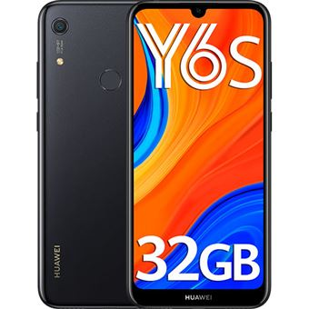 Smartphone Huawei Y6S - 32GB - Preto