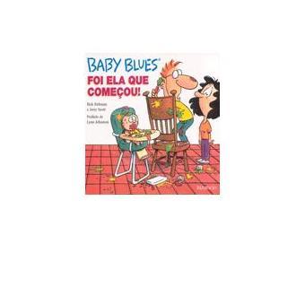 Baby Blues Vol 2 Foi Ela Que Começou
