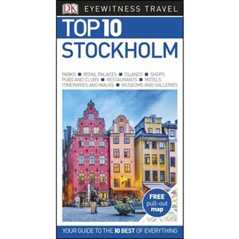 Eyewitness Top 10 Travel Guide - Stockholm