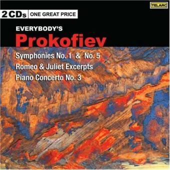 Prokofiev | Symphonies Nos. 1 & 5