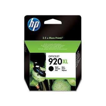HP Tinteiro Preto Nº920XL (CD975AE)