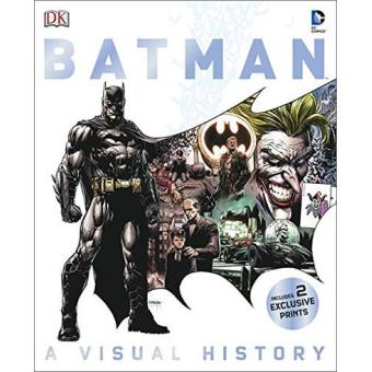 Batman a Visual History