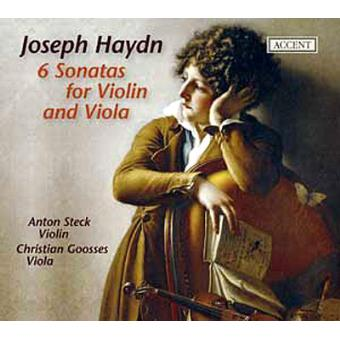 6 Sonatas For Violin & Vi