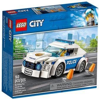 LEGO City Police 60239 Carro Patrulha da Polícia