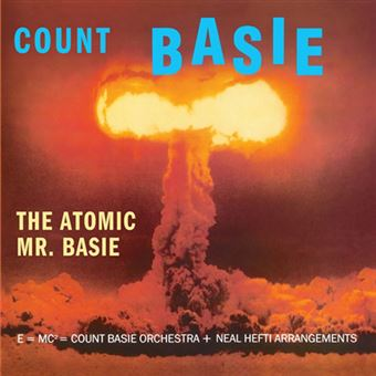 Count Basie - LP Orange 180gr Vinil 12''
