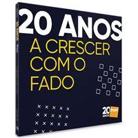 20 Anos Fnac Vol 2: A Crescer com o Fado - CD