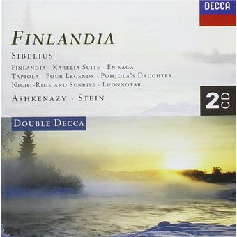 Finlandia - CD